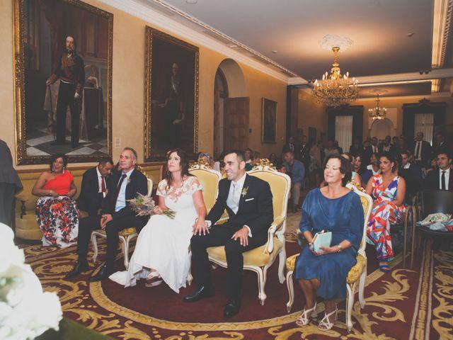 La boda de Daniel y Yaiza en Granda (Gijon), Asturias 22