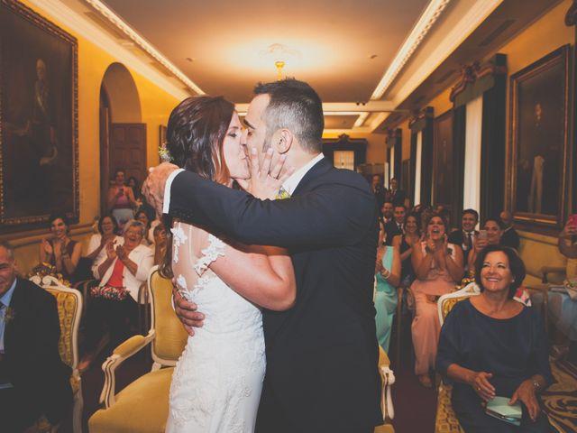 La boda de Daniel y Yaiza en Granda (Gijon), Asturias 23