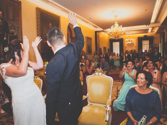 La boda de Daniel y Yaiza en Granda (Gijon), Asturias 24
