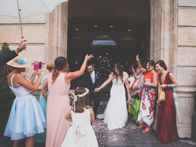 La boda de Daniel y Yaiza en Granda (Gijon), Asturias 26