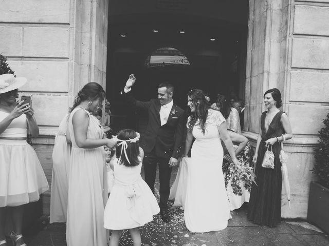 La boda de Daniel y Yaiza en Granda (Gijon), Asturias 27