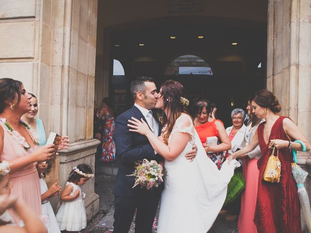 La boda de Daniel y Yaiza en Granda (Gijon), Asturias 28