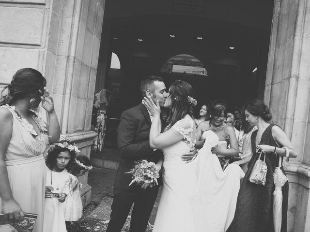 La boda de Daniel y Yaiza en Granda (Gijon), Asturias 29