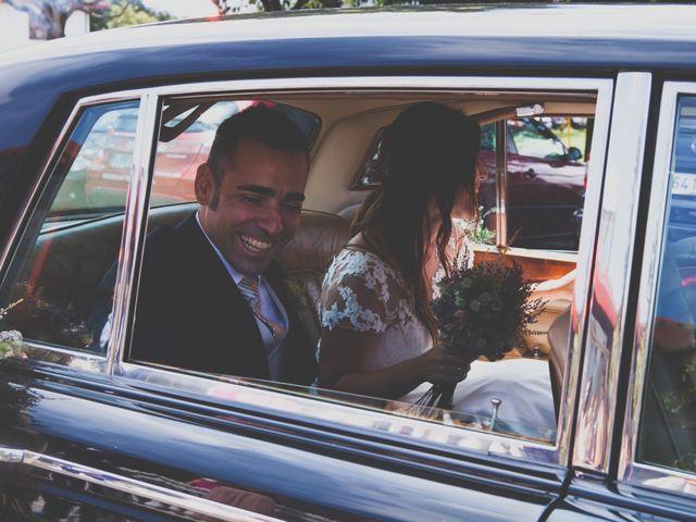 La boda de Daniel y Yaiza en Granda (Gijon), Asturias 37