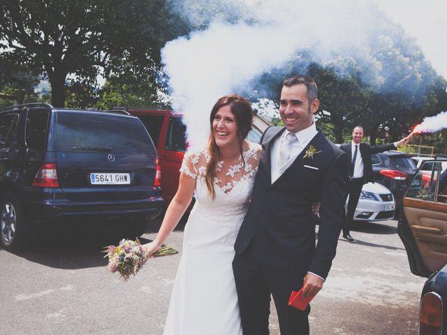 La boda de Daniel y Yaiza en Granda (Gijon), Asturias 41