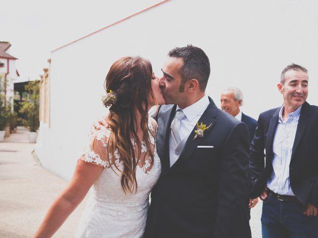 La boda de Daniel y Yaiza en Granda (Gijon), Asturias 44