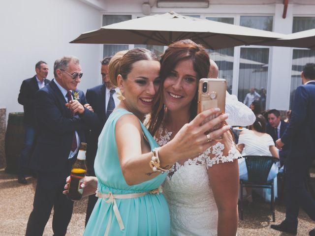 La boda de Daniel y Yaiza en Granda (Gijon), Asturias 48