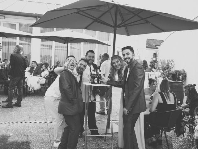 La boda de Daniel y Yaiza en Granda (Gijon), Asturias 49