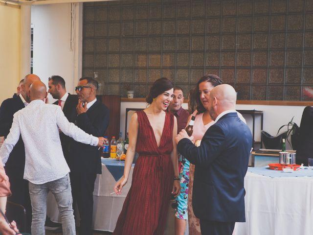 La boda de Daniel y Yaiza en Granda (Gijon), Asturias 51