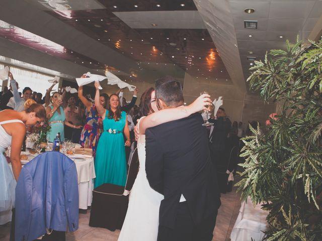 La boda de Daniel y Yaiza en Granda (Gijon), Asturias 52