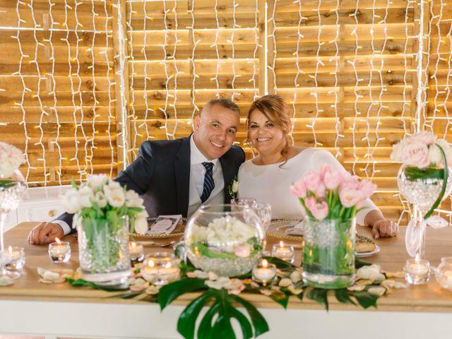 La boda de Cecilia y Moises
