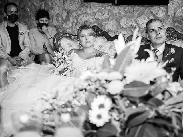 La boda de Erika y Alberto