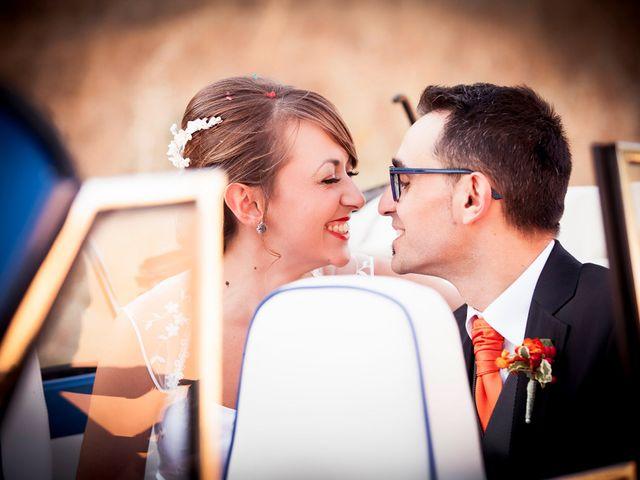 La boda de Miriam y Juan