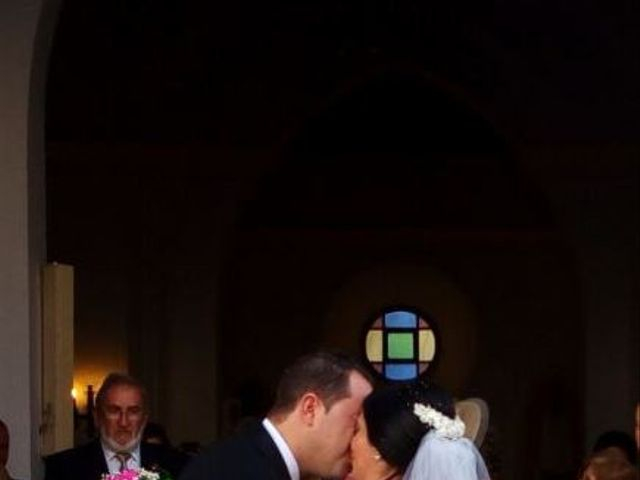 La boda de Juan y Amanda en Benamocarra, Málaga 4