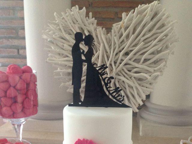 La boda de Juan y Amanda en Benamocarra, Málaga 5