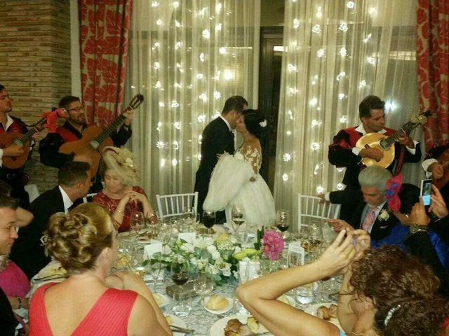 La boda de Juan y Amanda en Benamocarra, Málaga 2