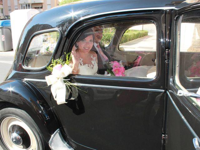 La boda de Juan y Amanda en Benamocarra, Málaga 8