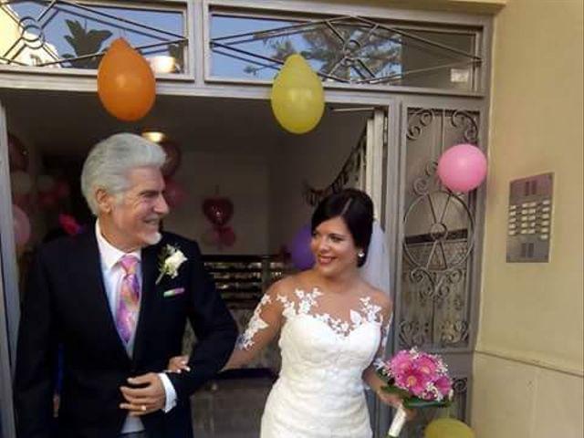 La boda de Juan y Amanda en Benamocarra, Málaga 9
