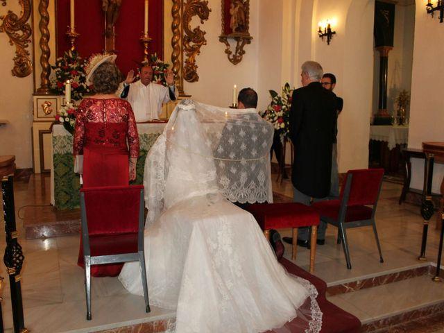 La boda de Juan y Amanda en Benamocarra, Málaga 10