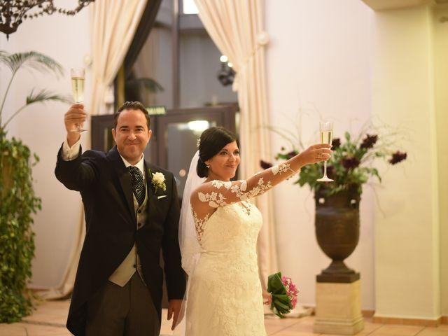 La boda de Juan y Amanda en Benamocarra, Málaga 11