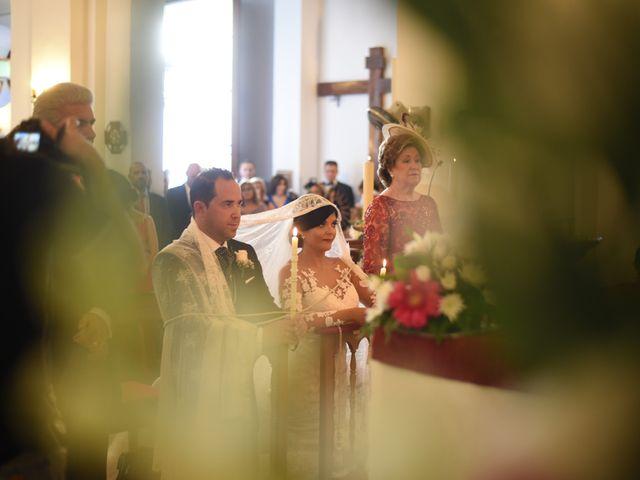 La boda de Juan y Amanda en Benamocarra, Málaga 12
