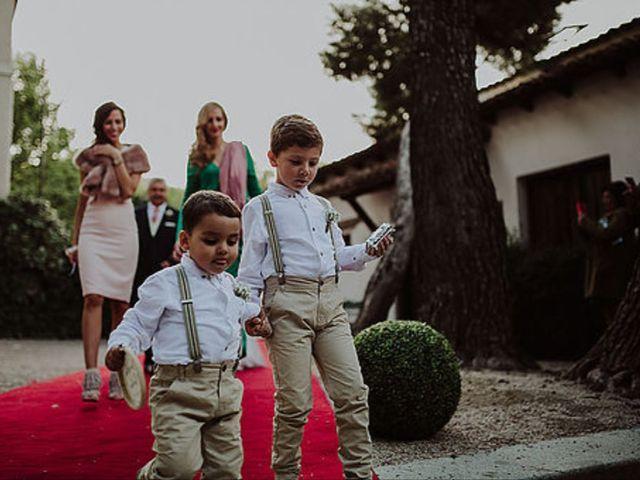 La boda de Nacho  y Sandra  en Rivas-vaciamadrid, Madrid 6