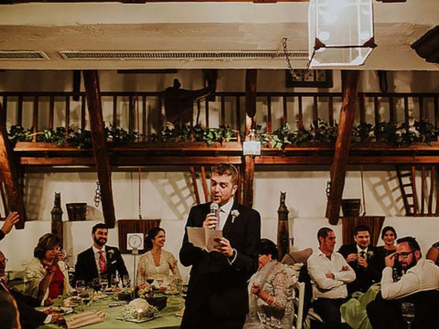 La boda de Nacho  y Sandra  en Rivas-vaciamadrid, Madrid 11