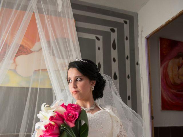 La boda de Christian y Natalia en Málaga, Málaga 15