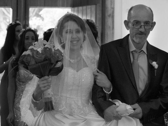 La boda de Christian y Natalia en Málaga, Málaga 19