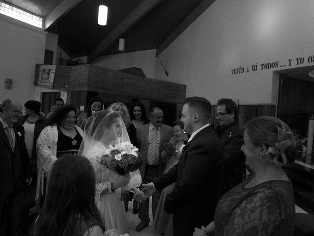 La boda de Christian y Natalia en Málaga, Málaga 20