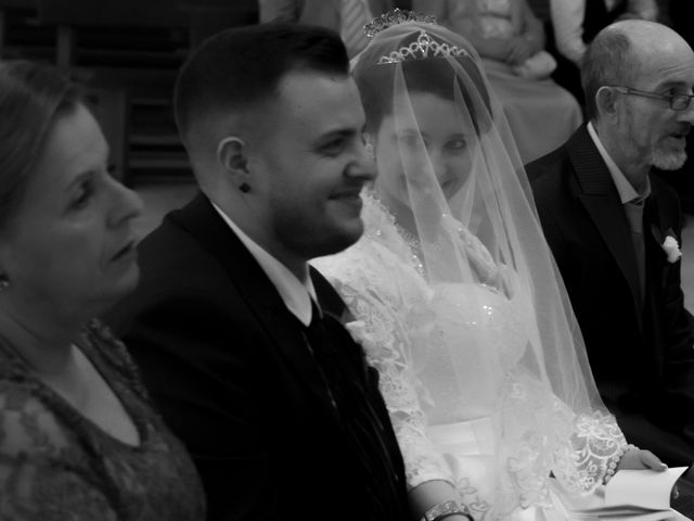 La boda de Christian y Natalia en Málaga, Málaga 23