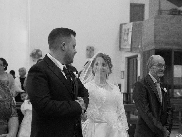 La boda de Christian y Natalia en Málaga, Málaga 28