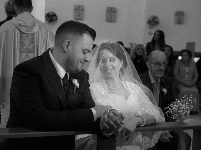 La boda de Christian y Natalia en Málaga, Málaga 31