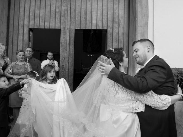 La boda de Christian y Natalia en Málaga, Málaga 33