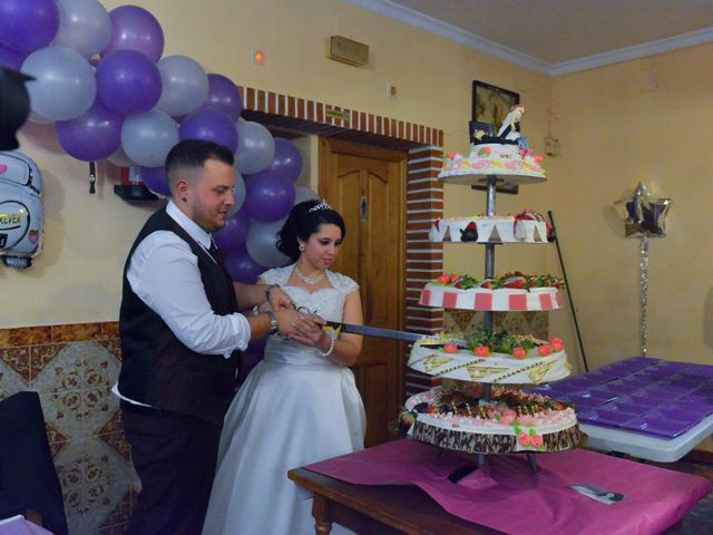 La boda de Christian y Natalia en Málaga, Málaga 39