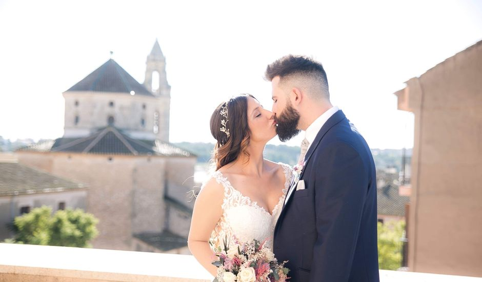 La boda de Alejandro y Lorena en Torredembarra, Tarragona