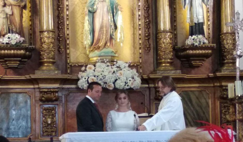 La boda de Francisco y Cristina en Sevilla, Sevilla