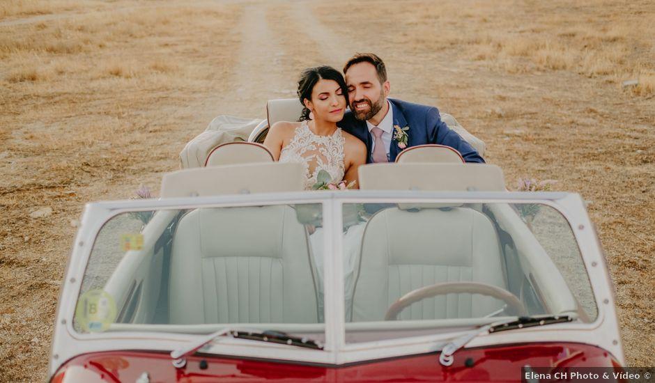 La boda de Óscar y Massiel en Madrid, Madrid