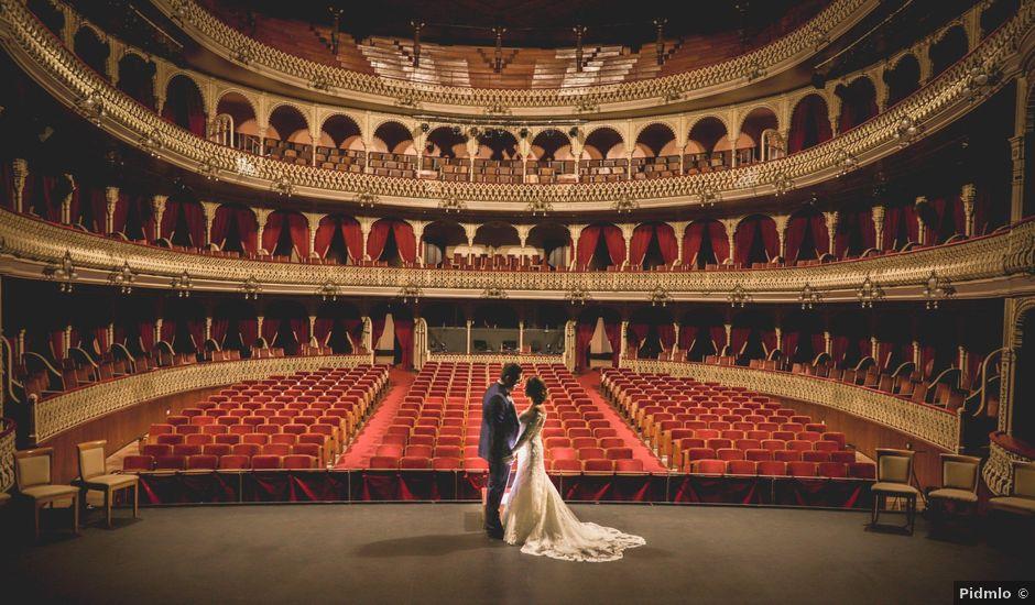 La boda de Luis y Ana en Alcala Del Rio, Sevilla