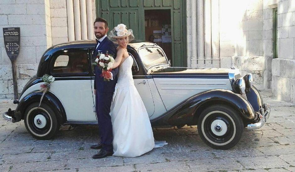 La boda de Jacobo y Sandra en Valladolid, Valladolid