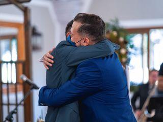 La boda de Daniel y Raul 1