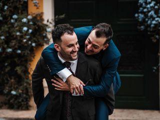 La boda de Daniel y Raul