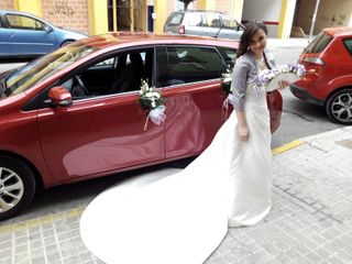 La boda de Estefi y Ruben 1