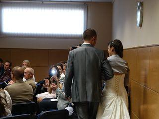 La boda de Estefi y Ruben 3