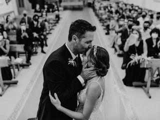 La boda de Javier y Ana