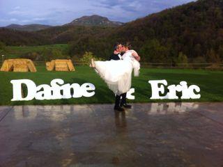 La boda de Dafne y Eric