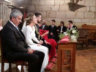 La boda de Elsa y Carlos