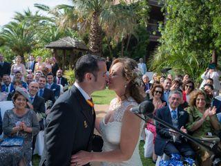 La boda de Tamara y Fernando