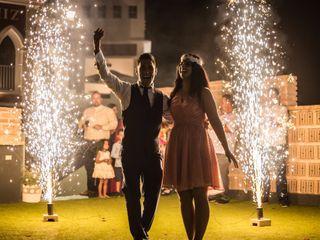 La boda de Rocío y Allan David