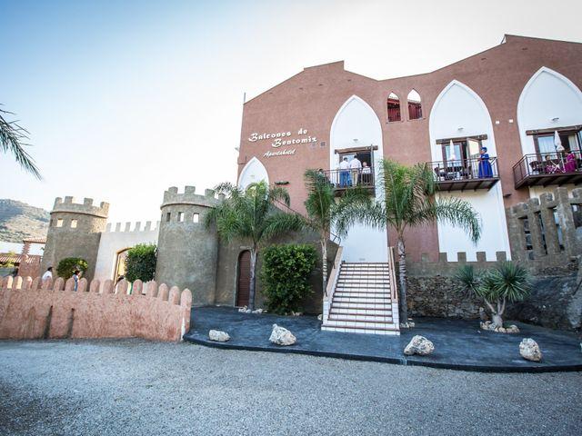 La boda de Allan David y Rocío en Arenas, Málaga 26